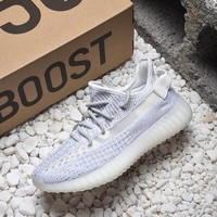 Adidas Yeezy Boost 350 V2 Static Reflective Fashion Sport Shoes - Best Online Sale