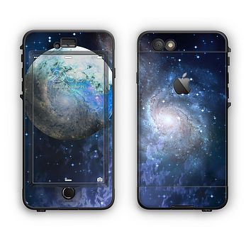 The Foreign Vivid Planet Apple iPhone 6 LifeProof Nuud Case Skin Set