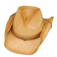 Peter Grimm - Drifters Tea Stained Cowboy ROUNDUP Style Hat