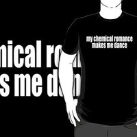 PANIC(!) AT THE DISCO - my chemical romance makes me dance by HECoulson