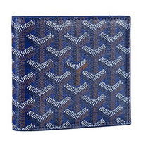 Goyard Dark Blue Wallet 18926585