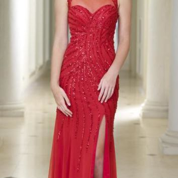 Sean Collection Dress 50722 | Terry Costa Dallas