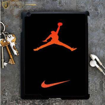 LMFUG7 Nike Air Jordan Jump Man Air iPad 2 iPad 3 Case|iPhonefy