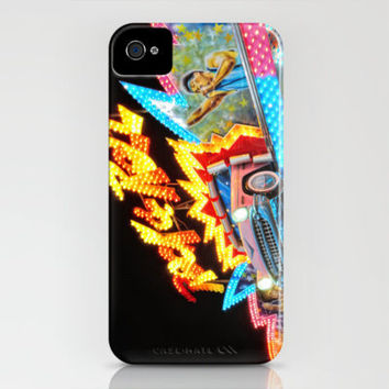 Rock & Roll on the midway! iPhone Case by Wood-n-Images | Society6