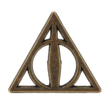 Harry Potter Deathly Hallows Pin