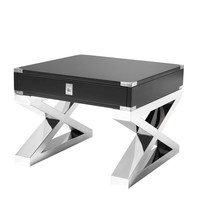 Cross Leg Side Table | Eichholtz Montana