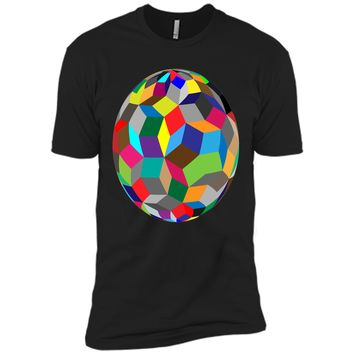 LIMITED EDITION. Exclusive Colorful Geometric Sphere T-Shirt