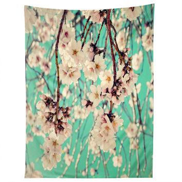 Lisa Argyropoulos Spring Showers Tapestry