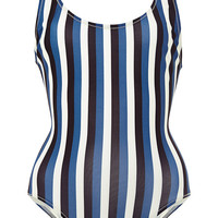 The Ann Marie Striped Swimsuit