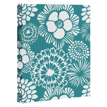 Heather Dutton Festibloom Art Canvas