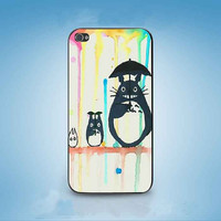 my neighbour totoro customized for iphone 4/4s/5/5s/5c ,samsung galaxy s3/s4/s5 and ipod 4/5 cases