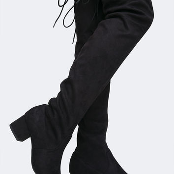 b8465f068039 Over The Knee Boot from ZOOSHOO