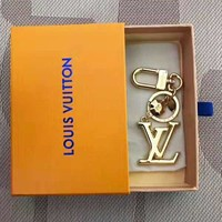 LV Louis Vuitton High Quality Classic Fashion Bag Hanging Drop Car Key Chain Bag Accessories Lover Gift