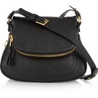 Tom Ford - Jennifer medium textured-leather shoulder bag