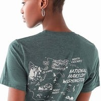 Parks Project Washington Tee | Urban Outfitters