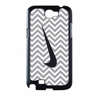 Nike Logo Chevron Graydc Samsung Galaxy Note 2 Case
