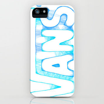 VANS. iPhone Case by CalmOceans | Society6