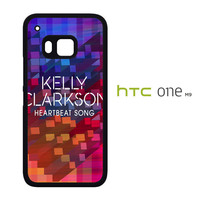 Heartbeat Song X0674 HTC One M9 Case