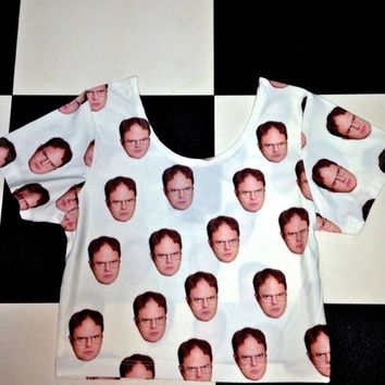 SWEET LORD O'MIGHTY! DWIGHT SCHRUTE TEE