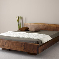 Natural Wood Beds by Ign. Design. - rustic knotty wood | Trendir