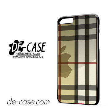 Burberry Inspired DEAL-2191 Apple Phonecase Cover For Iphone 6 / 6S Plus