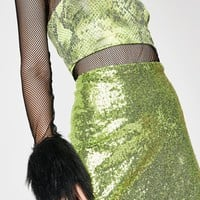 The Poison Ivy Skirt