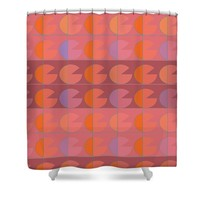 Zappwaits Game Shower Curtain