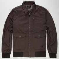 O'neill Airstrike Mens Jacket Charcoal  In Sizes