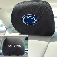 Penn State Head Rest Cover