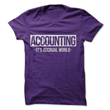 Accounting It's Accrual World