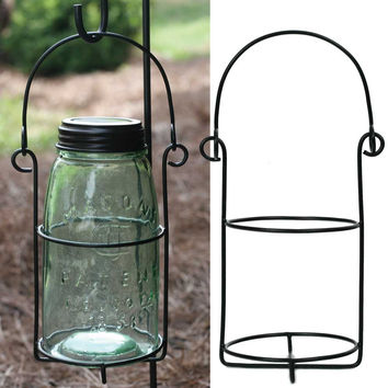 Mason Jar Hanging Caddy - Quart - Set Of 2 - *FREE SHIPPING*