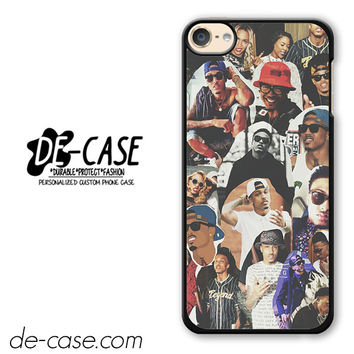 August Alsina College DEAL-1136 Apple Phonecase Cover For Ipod Touch 6
