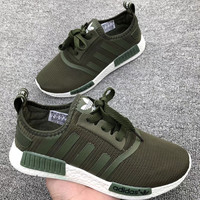 Adidas NMD Sneakers Women Fashion Trending Running Sports Shoes