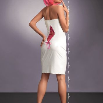 Me Seduce Xenia Dress White