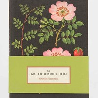 Art Instruction Notebooks Set