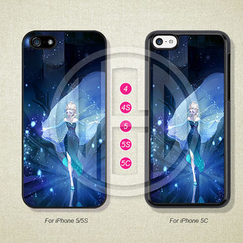 Disney Princess, Frozen, Phone Cases, iPhone 5S Case, iPhone 5 Case, iPhone 5C Case, iPhone 4 case, iPhone 4S case, Case--L51204