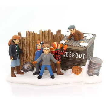 Department 56 Accessory Bullies In The Alley Village Accessory