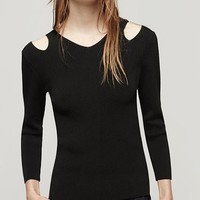 Rag & Bone - Ashlyn Pullover, Black