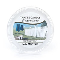 Clean Cotton® : Scenterpiece™ Easy MeltCups : Yankee Candle