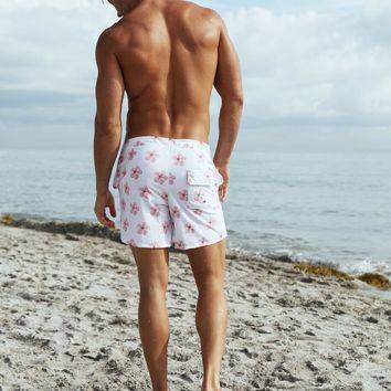 Nirvanic Swim Hibiscus Riki Trunk
