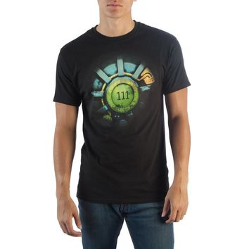 Fallout 4 Vault 111 Graphic Edition T-Shirt