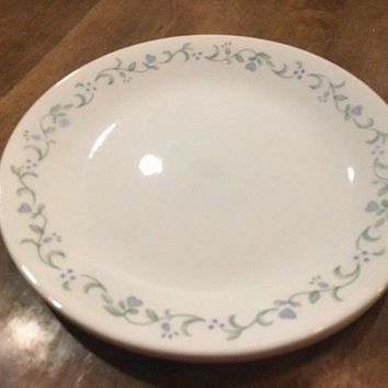 Set of 4 Corelle by Corning Country Cottage Vitrelle Vine Hearts Dinner Plates