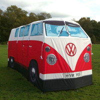 VW Campervan Tent –Red