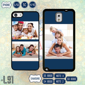 Personalize photo Samsung Galaxy S5 case Samsung S4 cover , Galaxy S3 , Samsung Note 3 Note 2 , IPhone 5S , iPhone 5 , 5C , IPhone 4 4S L91