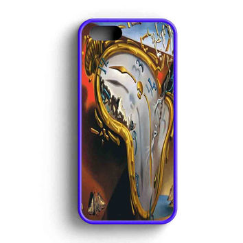 Salvador Dali Soft Watch Melting Clock iPhone 5 Case iPhone 5s Case iPhone 5c Case