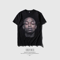 21 Savage Streetwear T-shirt