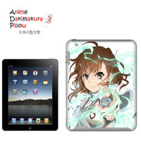 New A Certain Scientific Railgun iPad Plastic Cover Case5