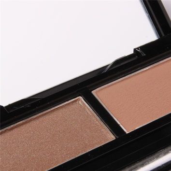 Double Color Natural Waterproof Eyebrow Color [9005129988]