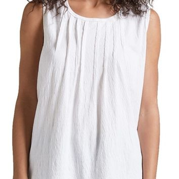 Current/Elliott The Pintuck Muscle Tee | Nordstrom