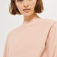 Extreme Sleeve Knitted Jumper | Topshop